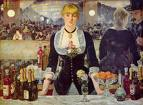 Manet-TheBar at the Folies-Bergere