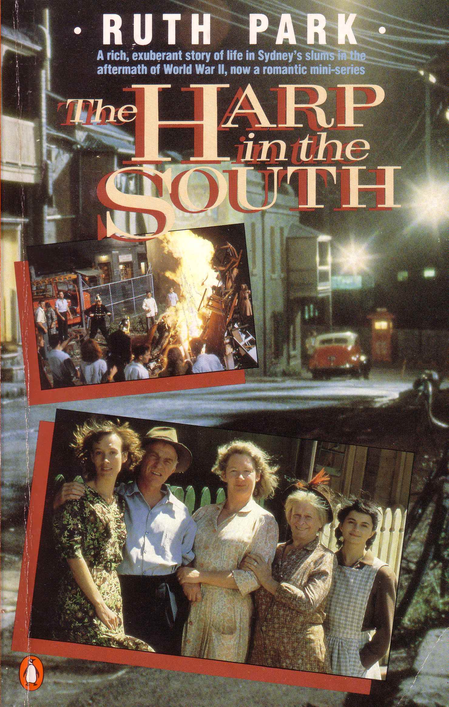The Harp in the South, by Ruth Park | ANZ LitLovers LitBlog