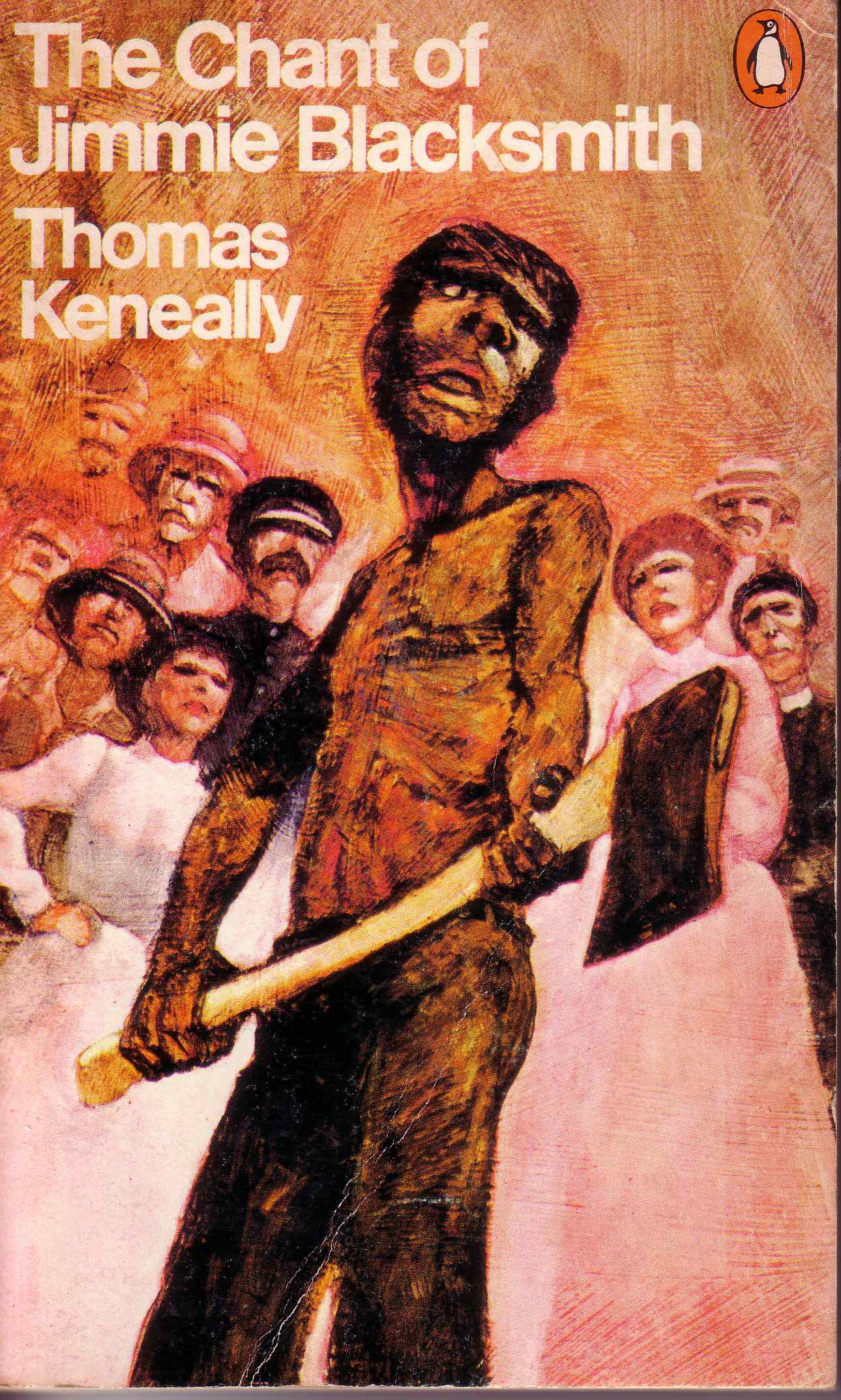 jimmie blacksmith essay Essay how culture influence one's identity clash of identity – aboriginal and white identity in thomas keneally´­s the chant of jimmie blacksmith.