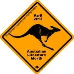 Aust Lit Month logo