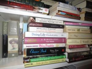 Biography TBR May 2013