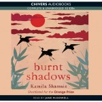 Burnt Shadows (audio book)