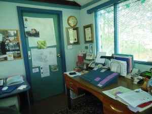 Amanda Curtin desk