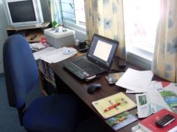 Tristan Michael Savage (desk)