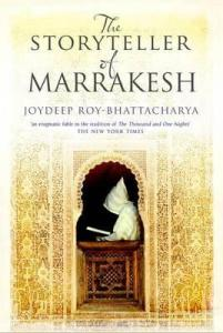 The Storyterller of Marrakesh