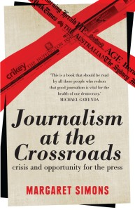 Journalism at the Crossroads