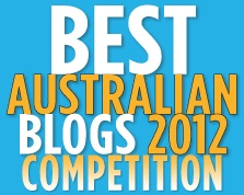 Best Aust Blogs 2012