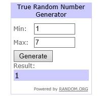 Random 7