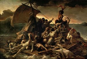 The Raft of the Medusa (Wikipedia)