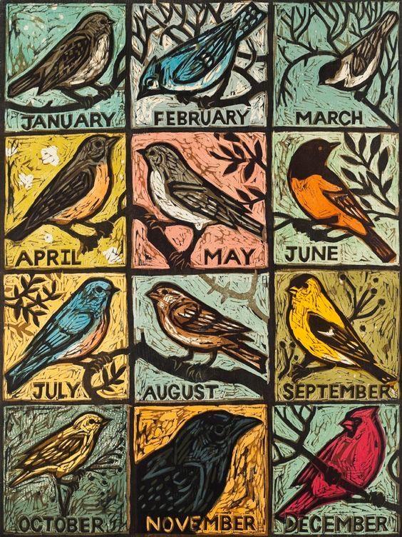 calendar-of-birds