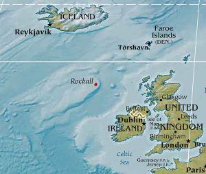 rockall-location