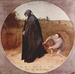 The Misanthrope by Pieter Bruegel the Elder (Source: Wikipedia Commons)