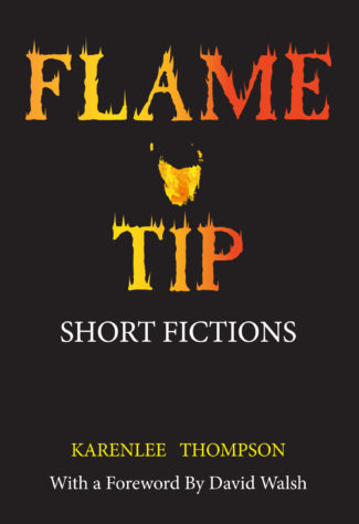 the bushwalker from flame tip by karenlee thompson bookreview