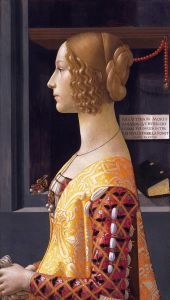 Giovanna Tornabuoni by Domenico Ghirlandaio (Source: Wikipedia