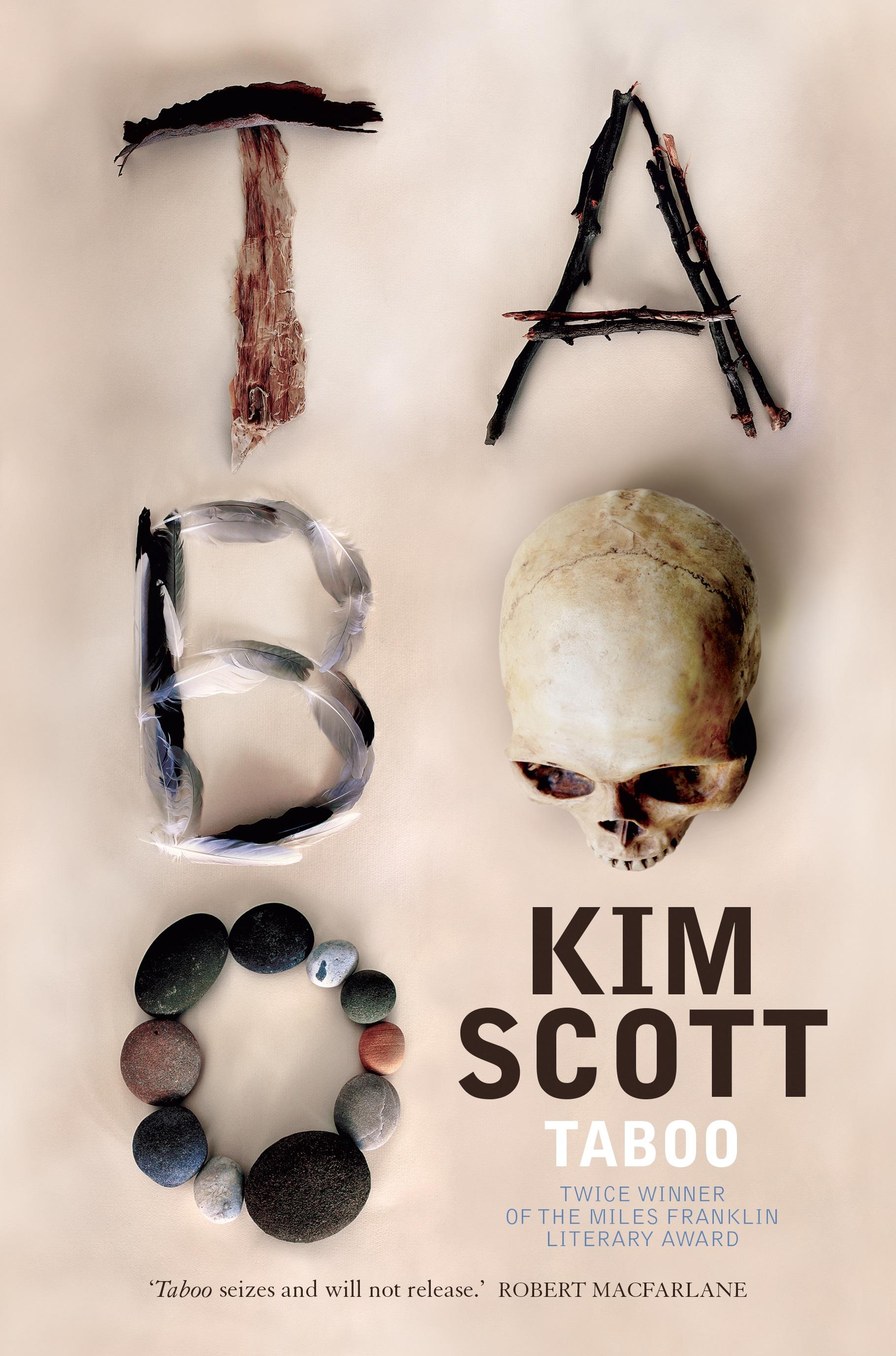 taboo by kim scott bookreview anz litlovers litblog