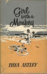 Girl with aMonkey