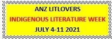 Indigenous Literature Week 2021